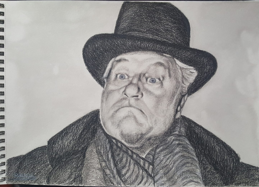 Jean Gabin par Raoul.G